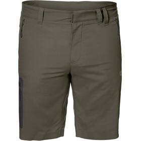 Jack Wolfskin Active Track Spodnie krótkie Mężczyźni, grape leaf
